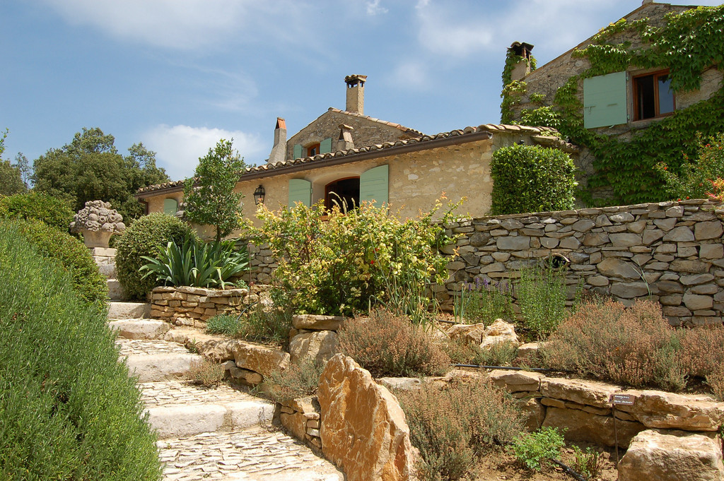 Chanteduc in Provence; cooking classes with Patricia Wells