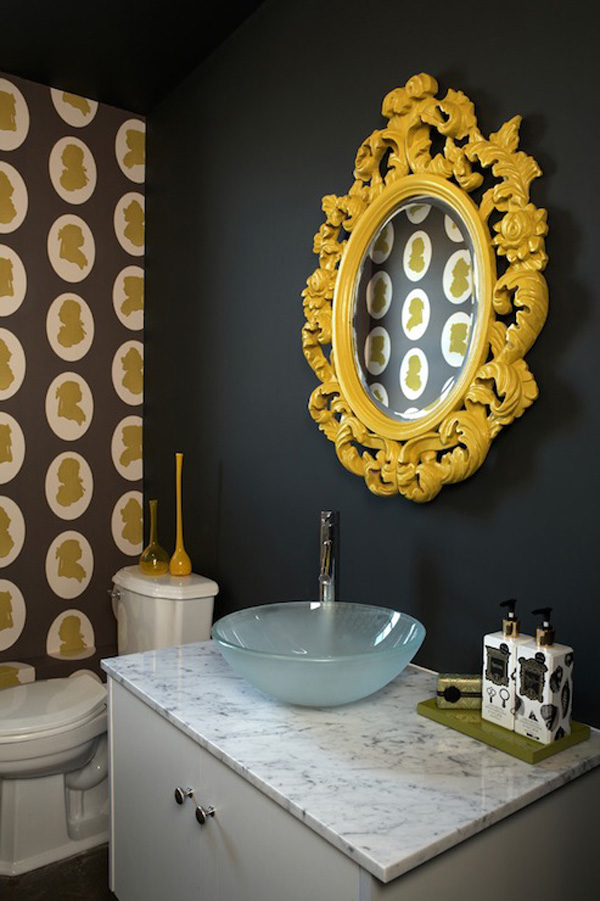 color roundup using black in interior design the