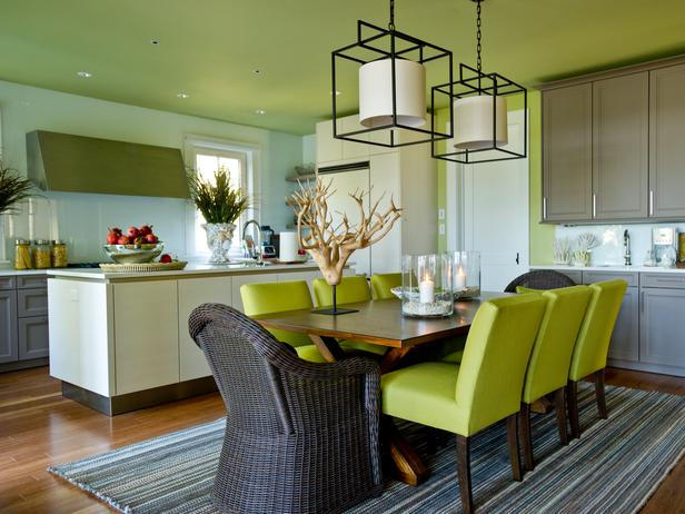 HGTV Dream Home 2013 dining