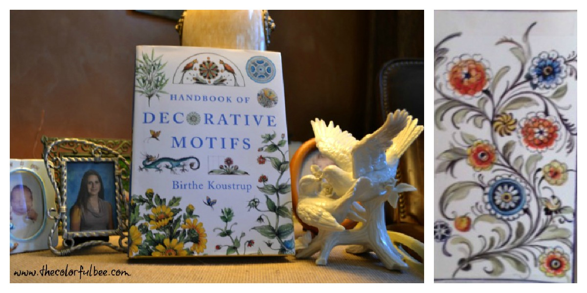 Decorative Motifs book