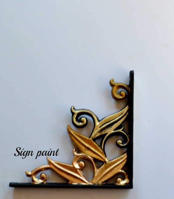 signmakers gold paint