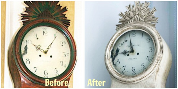 Swedish Mora Clock Collage
