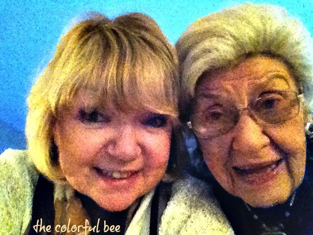 Jean Aragona Korosh and Linda Leyble