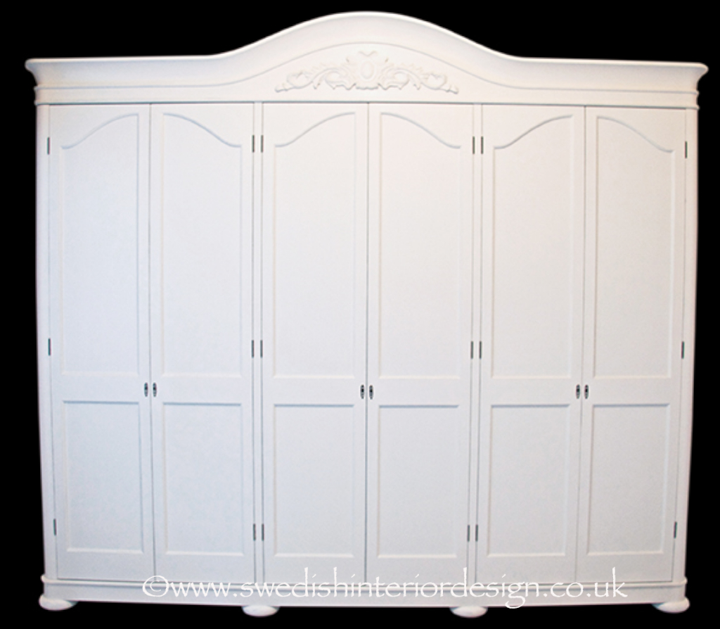 Swedish Handmade Armoire