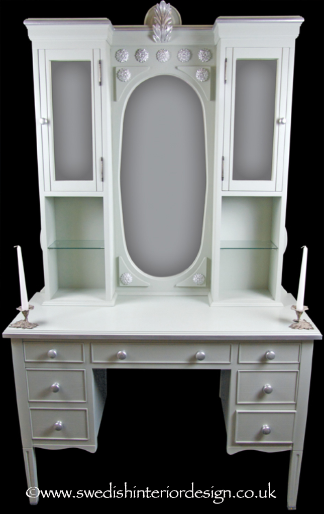 Swedish Bespoke Dressing Table
