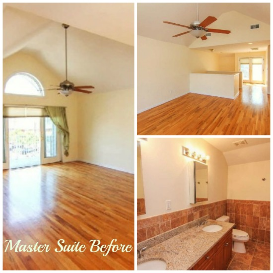 Vacant Master Bedroom suite in Long Beach NY