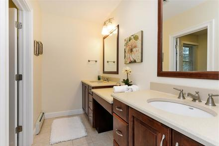 Double sinks can help sell a home in today's real estate market