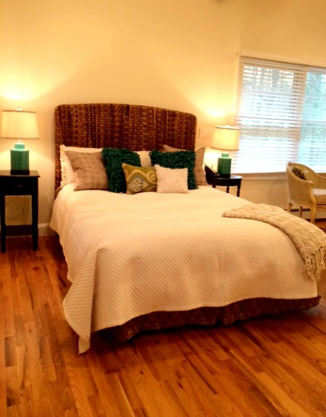 creating a warm and inviting Master Bedroom on Long Island